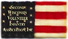 Visit the Second Wisconsin Volunteer Infantry Association website